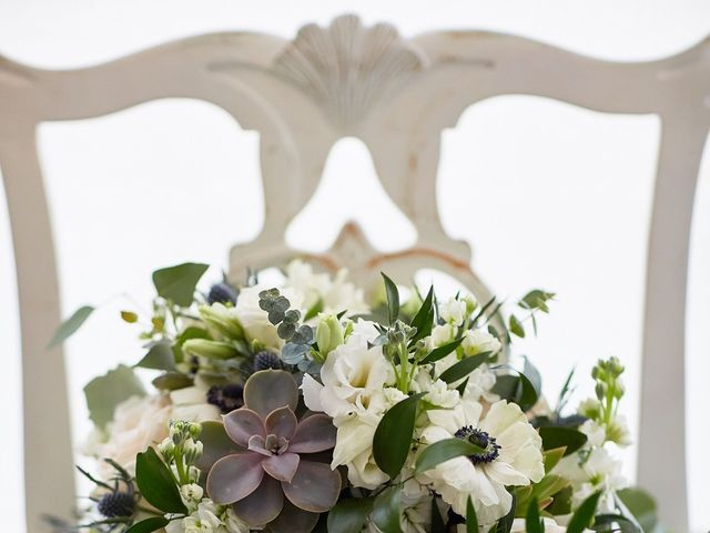 Oliver and Alyssa's Wedding in Saint Augustine, Florida 16