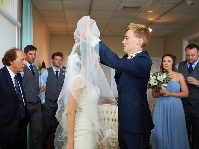 Oliver and Alyssa's Wedding in Saint Augustine, Florida 18