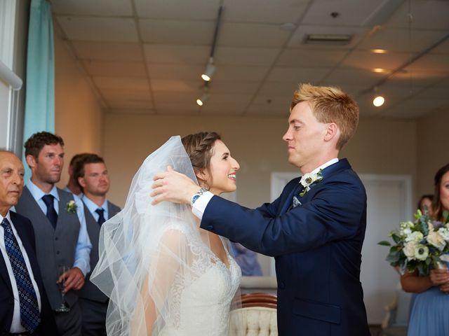 Oliver and Alyssa's Wedding in Saint Augustine, Florida 19
