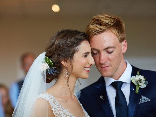 Oliver and Alyssa's Wedding in Saint Augustine, Florida 20