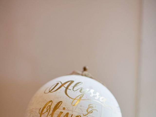 Oliver and Alyssa's Wedding in Saint Augustine, Florida 23