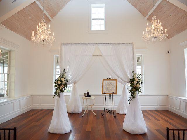 Oliver and Alyssa's Wedding in Saint Augustine, Florida 25