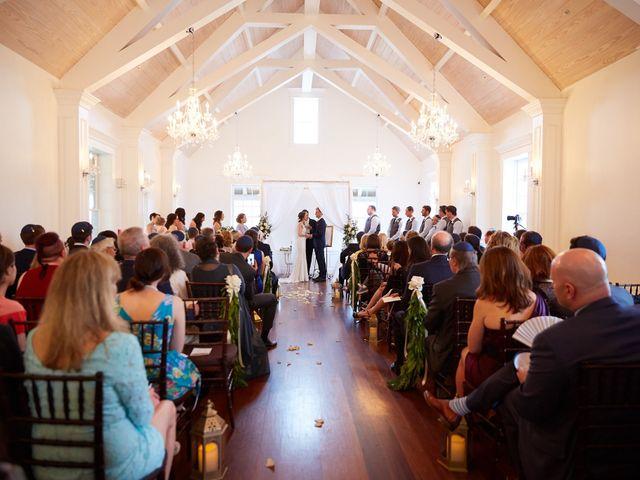 Oliver and Alyssa's Wedding in Saint Augustine, Florida 29
