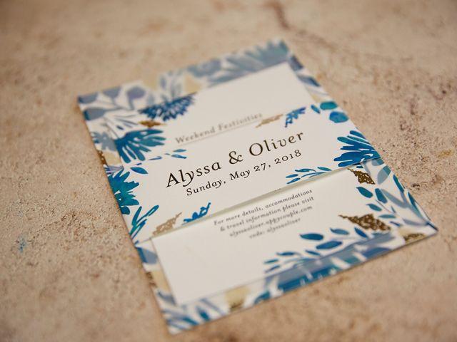 Oliver and Alyssa's Wedding in Saint Augustine, Florida 44
