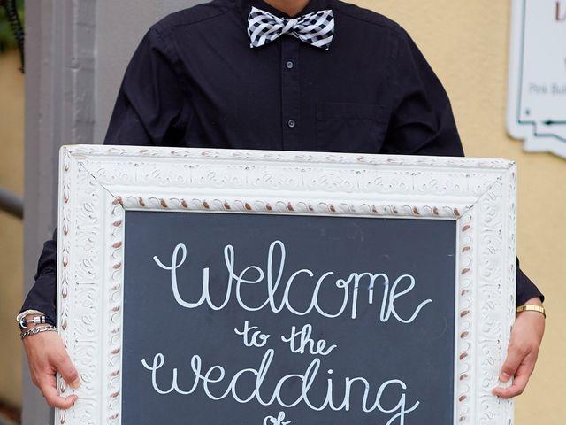 Oliver and Alyssa's Wedding in Saint Augustine, Florida 48
