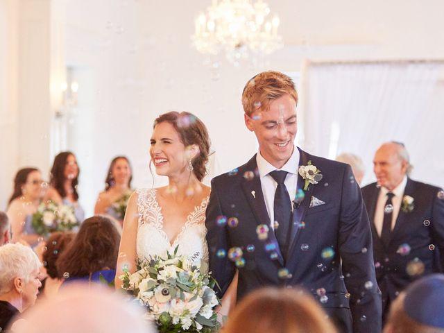 Oliver and Alyssa's Wedding in Saint Augustine, Florida 56