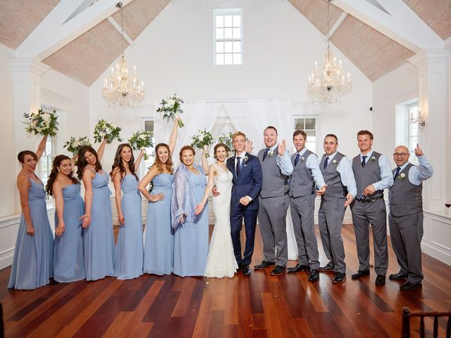 Oliver and Alyssa's Wedding in Saint Augustine, Florida 57