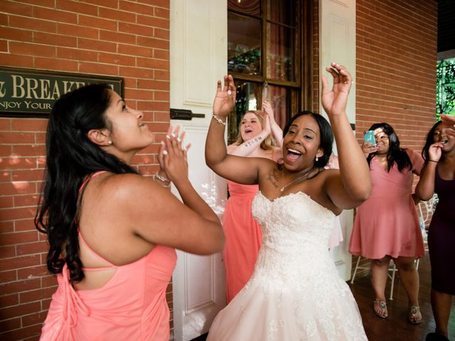 Cody and Brianna's Wedding in West Chester, Pennsylvania 1
