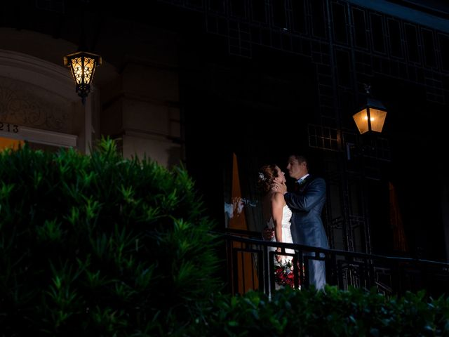 Melissa and Brent's Wedding in Savannah, Georgia 46