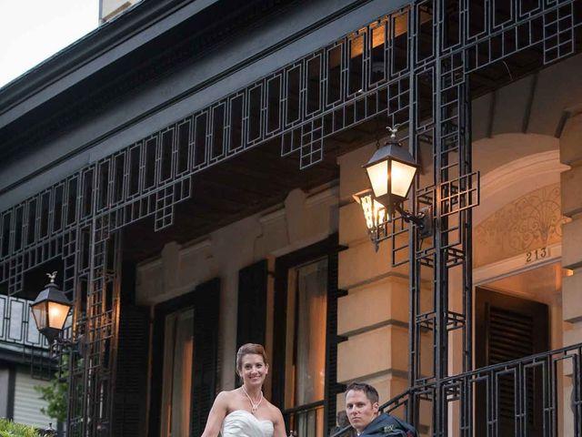 Melissa and Brent's Wedding in Savannah, Georgia 47
