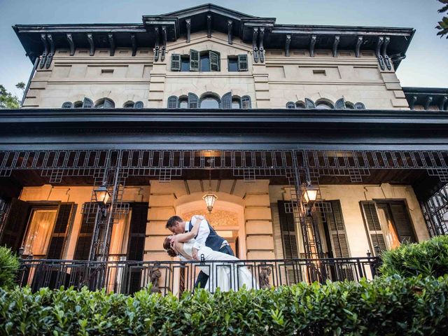 Melissa and Brent's Wedding in Savannah, Georgia 49