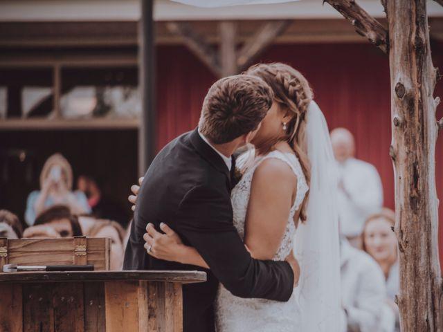 Tate and Baylee's Wedding in Coweta, Oklahoma 1