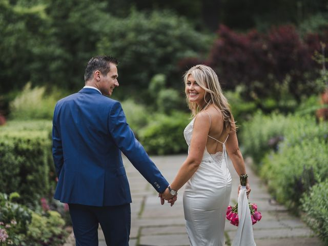 The wedding of Jane and Neil