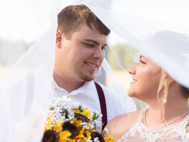 The wedding of Breanna and Kenneth