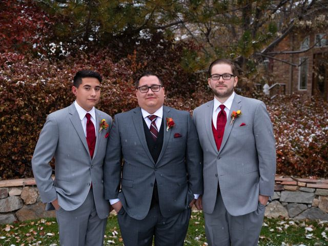Alex and Charlee's Wedding in Westminster, Colorado 9