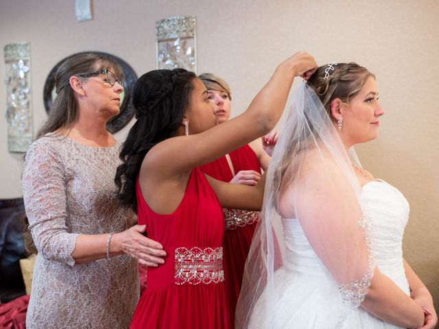 Alex and Charlee's Wedding in Westminster, Colorado 12