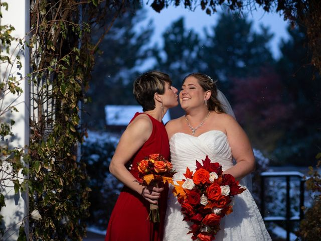 Alex and Charlee's Wedding in Westminster, Colorado 16