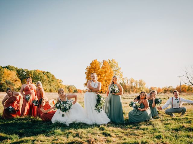 Becca and Leslie's Wedding in Grand Rapids, Michigan 14