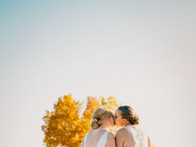 Becca and Leslie's Wedding in Grand Rapids, Michigan 6
