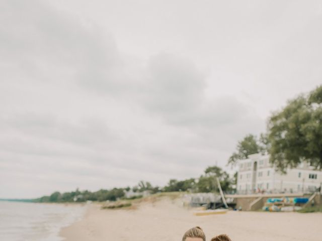 Kelly and Blake's Wedding in South Haven, Michigan 8