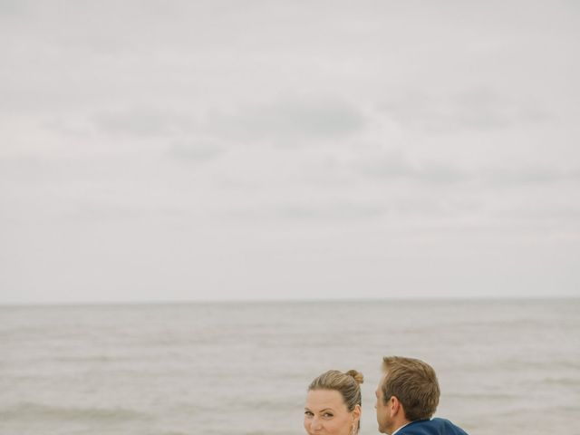 Kelly and Blake's Wedding in South Haven, Michigan 9
