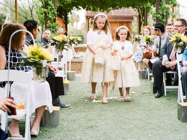 Diana and Ben's Wedding in North Las Vegas, Nevada 8