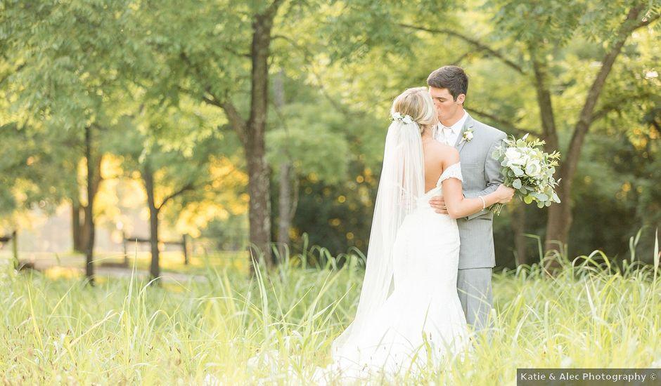 Rhett and Addie's Wedding in Columbia, Tennessee