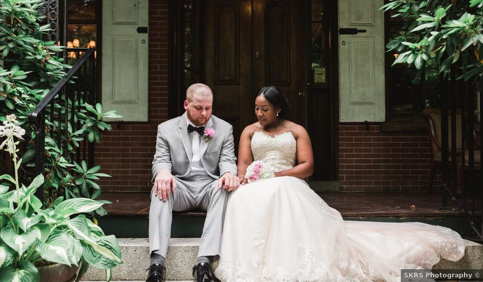 Cody and Brianna's Wedding in West Chester, Pennsylvania