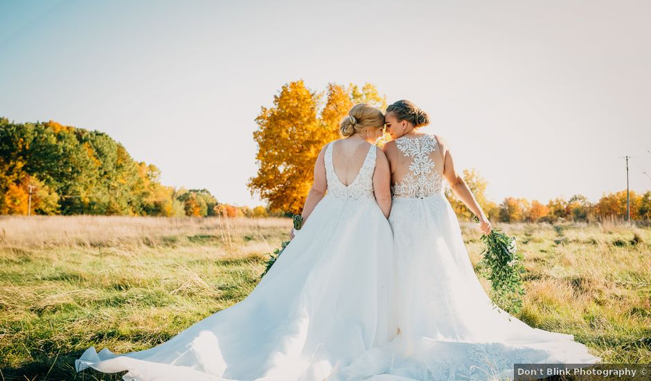 Becca and Leslie's Wedding in Grand Rapids, Michigan