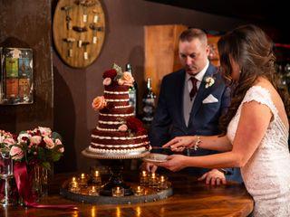 The wedding of Kate and Alan 1