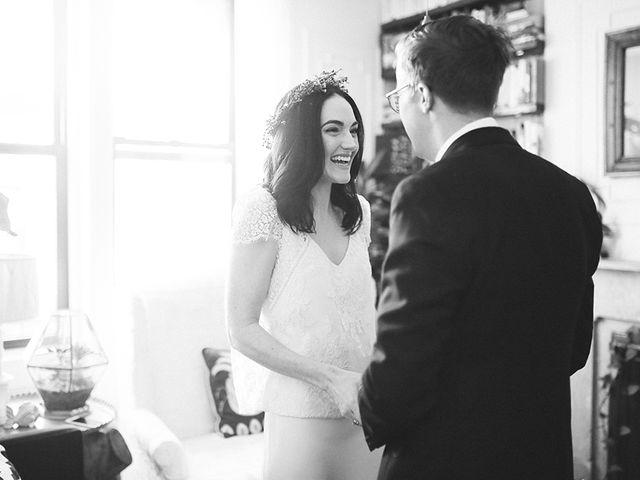 Alex and Alison's Wedding in Brooklyn, New York 4