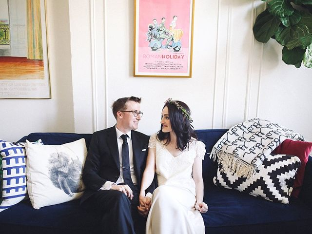Alex and Alison's Wedding in Brooklyn, New York 6