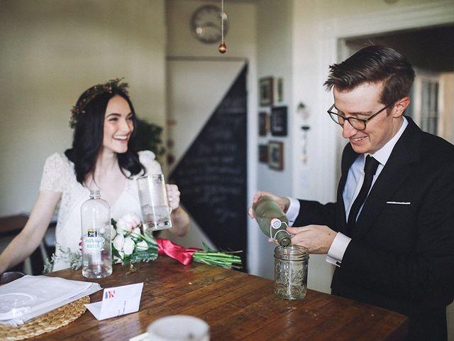 Alex and Alison's Wedding in Brooklyn, New York 7