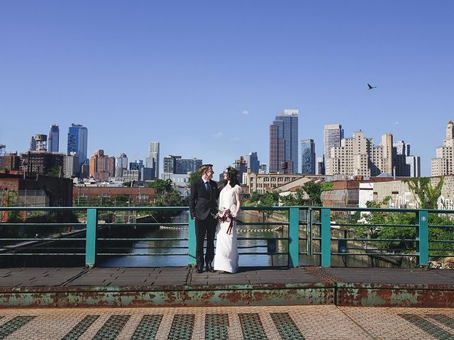 Alex and Alison's Wedding in Brooklyn, New York 11