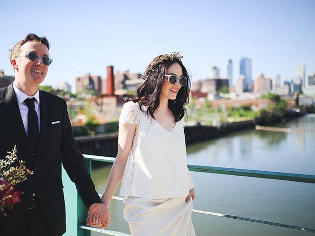 Alex and Alison's Wedding in Brooklyn, New York 12