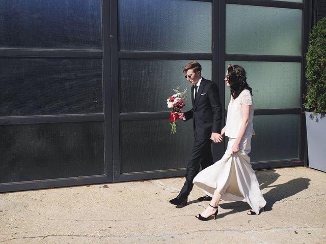 Alex and Alison's Wedding in Brooklyn, New York 13