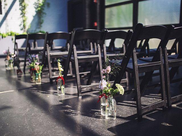 Alex and Alison's Wedding in Brooklyn, New York 16