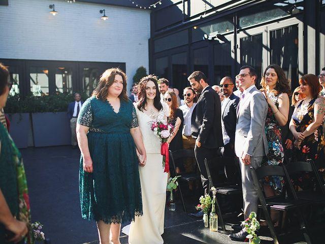 Alex and Alison's Wedding in Brooklyn, New York 17