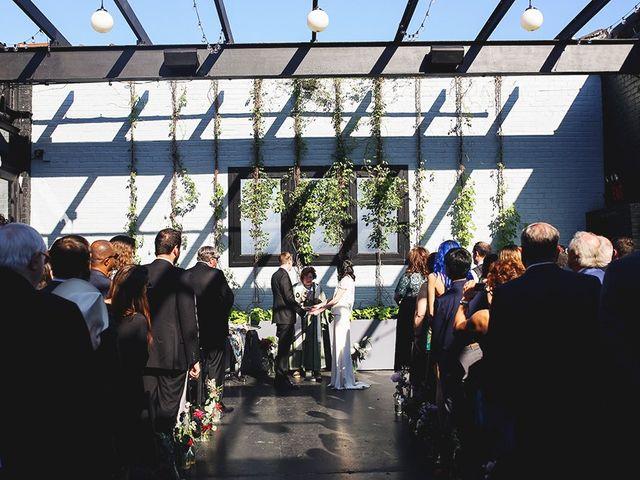 Alex and Alison's Wedding in Brooklyn, New York 18