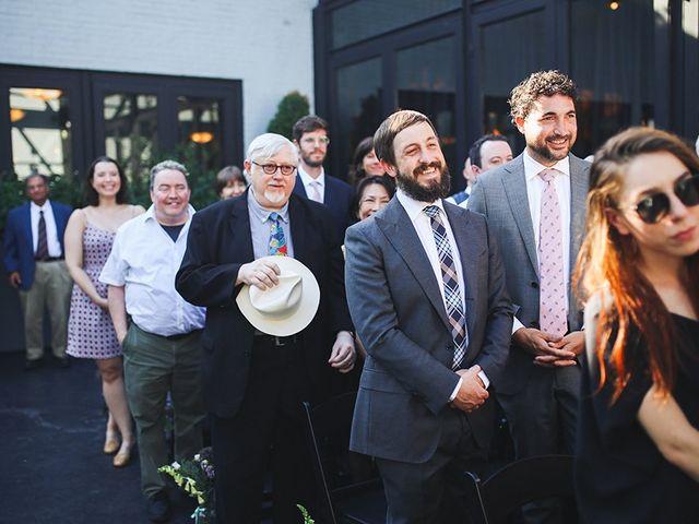Alex and Alison's Wedding in Brooklyn, New York 20