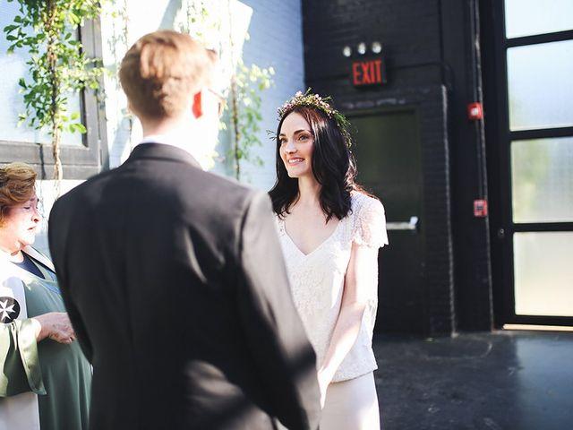 Alex and Alison's Wedding in Brooklyn, New York 21