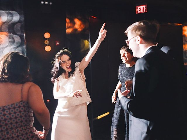 Alex and Alison's Wedding in Brooklyn, New York 30