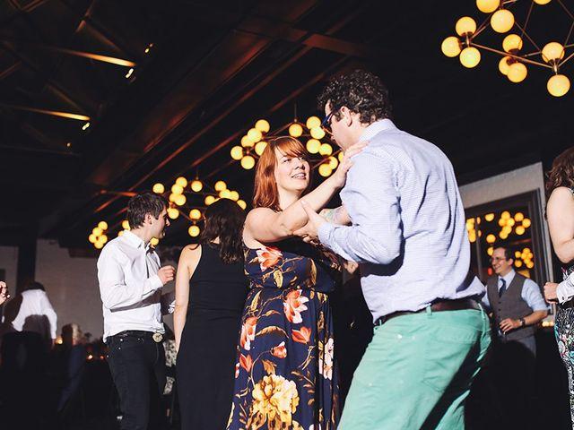 Alex and Alison's Wedding in Brooklyn, New York 33