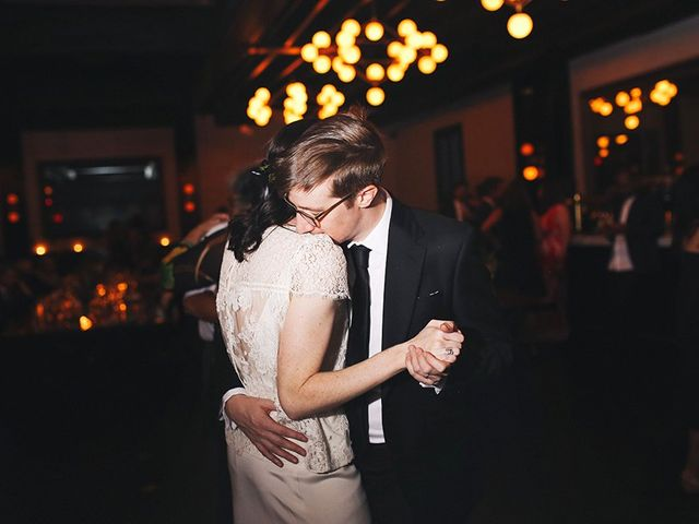 Alex and Alison's Wedding in Brooklyn, New York 35