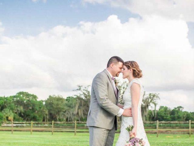 The wedding of Rickey and Ericka