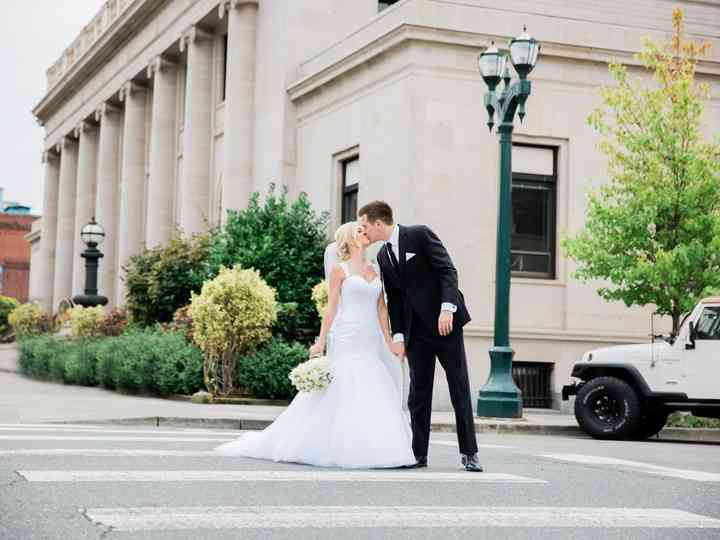 The wedding of Karisa and Steven