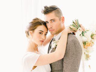 The wedding of Aya and Jacob 2