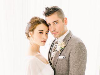 The wedding of Aya and Jacob 3