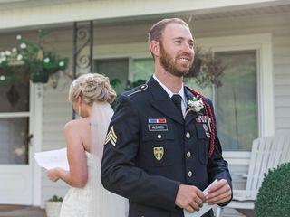 The wedding of Destiny and Brett 2