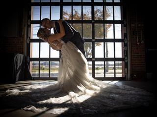 The wedding of Natalie and Jon 2